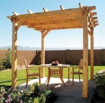 Inspiring diy backyard pergola ideas to enhance the outdoor 13