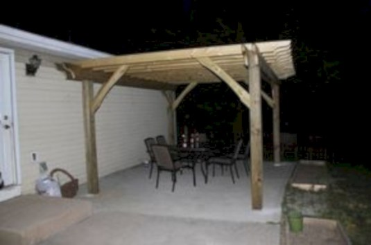 Inspiring diy backyard pergola ideas to enhance the outdoor 22