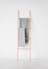 Stunning ideas to use copper pipes for your home decor 03