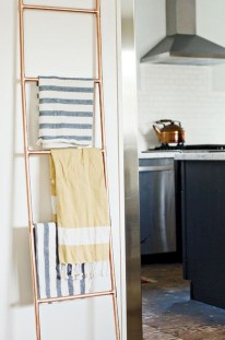 Stunning ideas to use copper pipes for your home decor 23