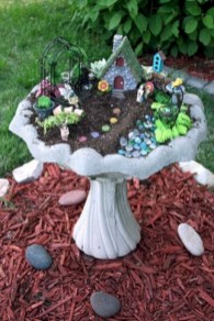 Super easy diy fairy garden ideas 04