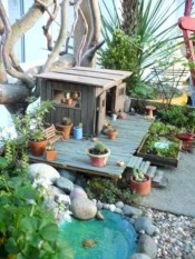 Super easy diy fairy garden ideas 13