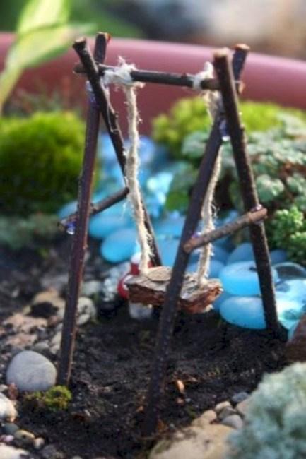 Super easy diy fairy garden ideas 38