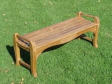 Teak garden benches ideas for your outdoor 05