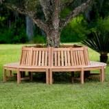 Teak garden benches ideas for your outdoor 07