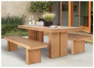 Teak garden benches ideas for your outdoor 16