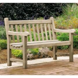 Teak garden benches ideas for your outdoor 19
