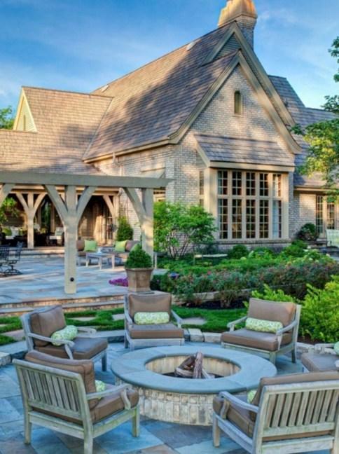 Teak garden benches ideas for your outdoor 41