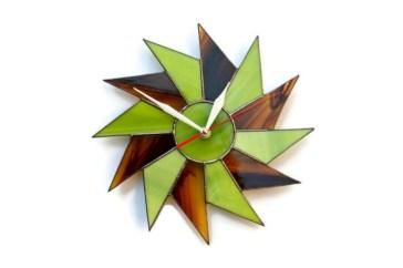 Unusual modern wall clock design ideas 15