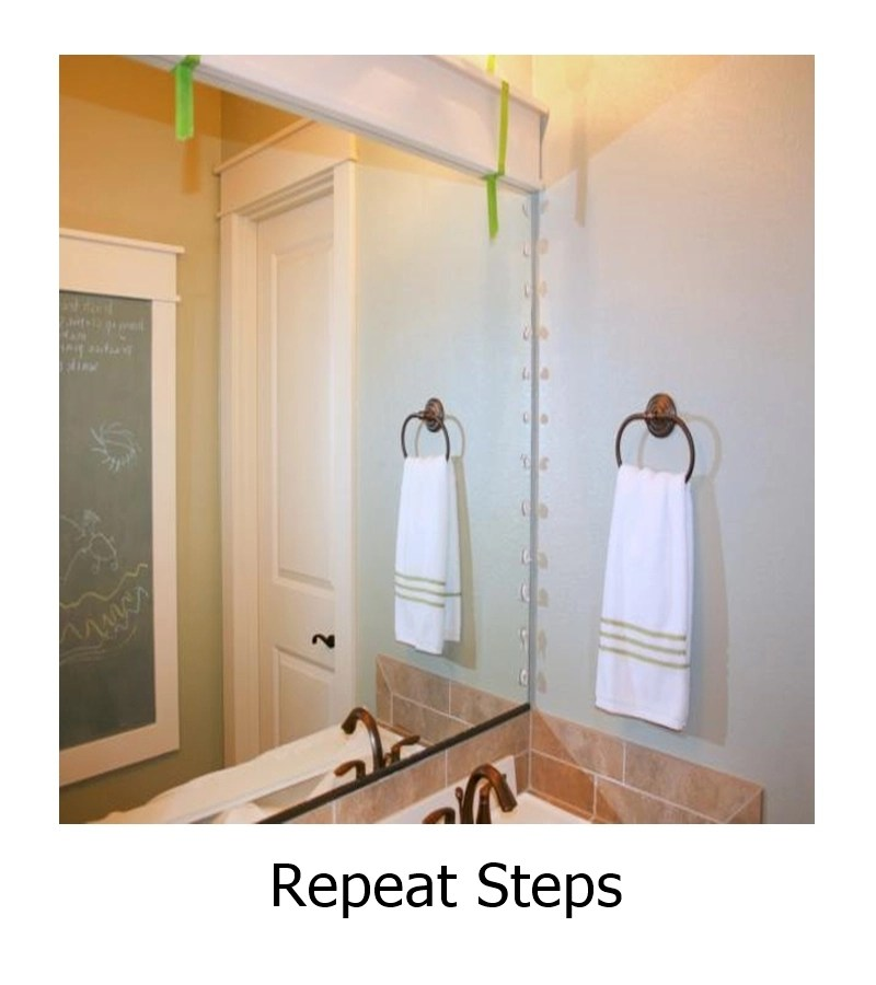 Repeat Steps