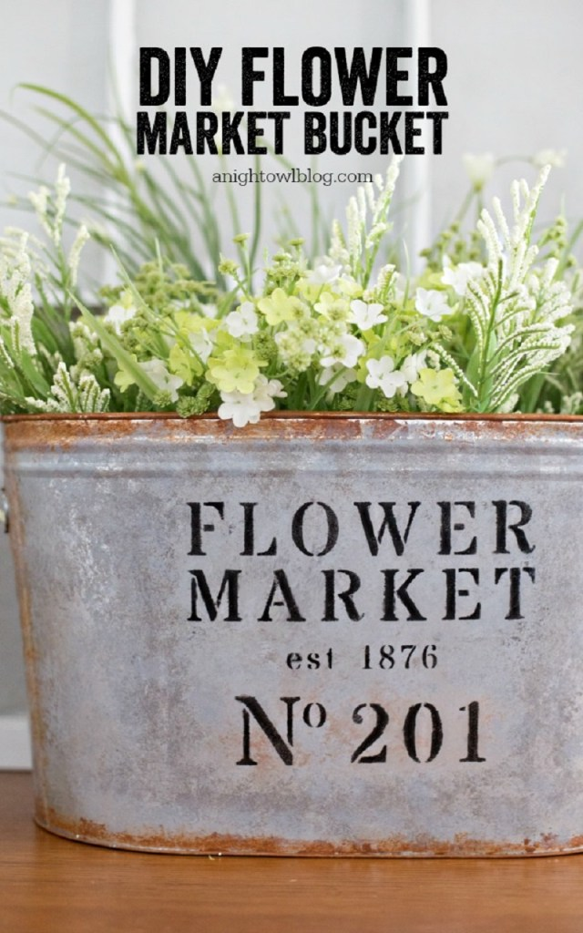 Diy-metal-flower-market-bucket