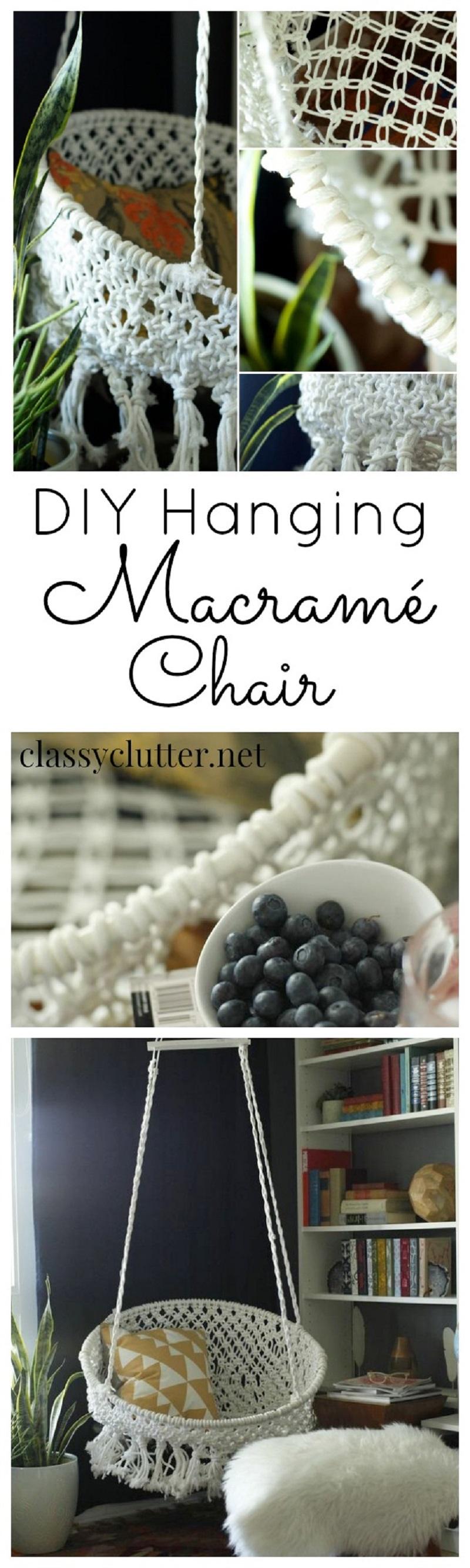 Diy-hanging-macrame-chair