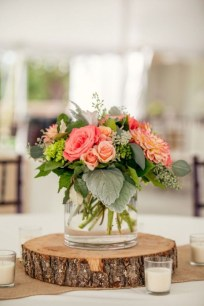 Diy floral arrangement that you can use on your wedding day 21
