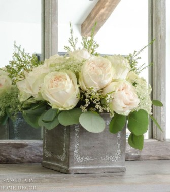 Diy floral arrangement that you can use on your wedding day 33