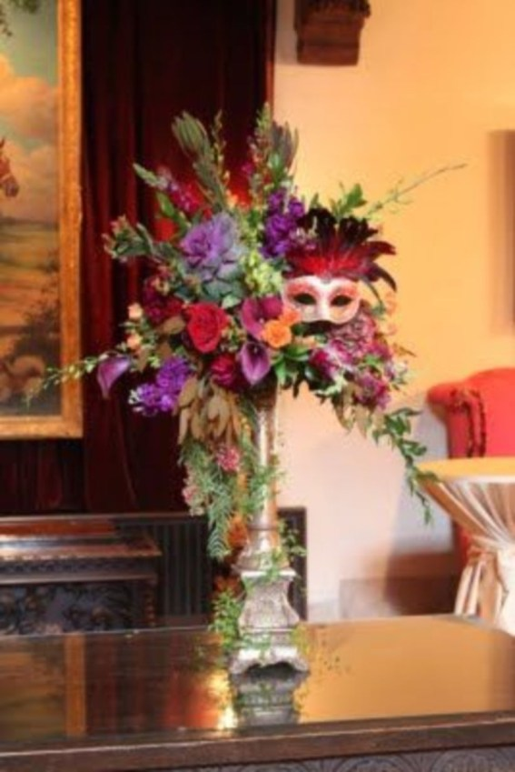 Diy floral arrangement that you can use on your wedding day 43