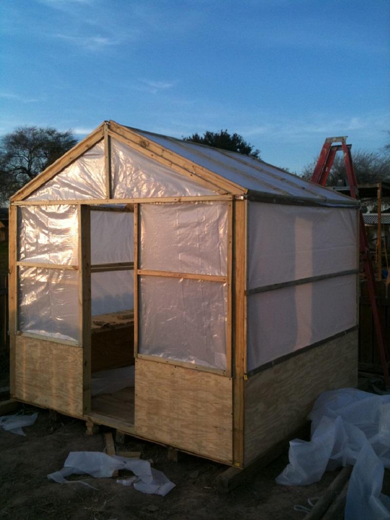 Donna-greenhouse
