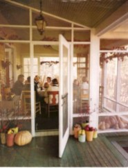 Awesome farmhouse fall decor porches 08