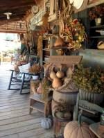 Awesome farmhouse fall decor porches 21
