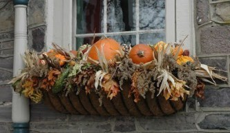 Cheap and easy fall window boxes ideas 51