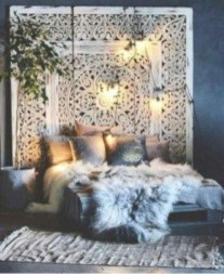 Creative bedroom decoration ideas for a new spring looks 11