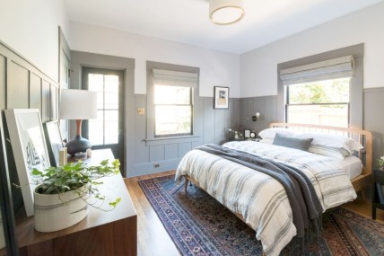 Creative bedroom decoration ideas for a new spring looks 24