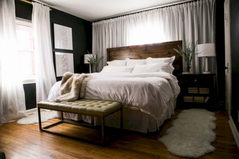 Creative bedroom decoration ideas for a new spring looks 26