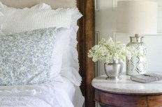 Creative bedroom decoration ideas for a new spring looks 31