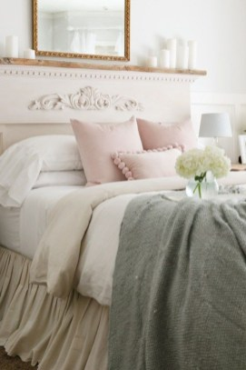 Creative bedroom decoration ideas for a new spring looks 40