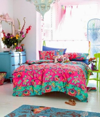 Creative bedroom decoration ideas for a new spring looks 41