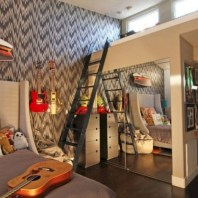 Easy and cute teen room decor ideas for girl 14