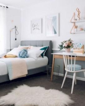 Easy and cute teen room decor ideas for girl 28