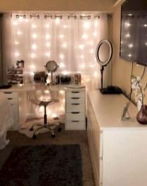Easy and cute teen room decor ideas for girl 33