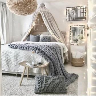 Easy and cute teen room decor ideas for girl 47