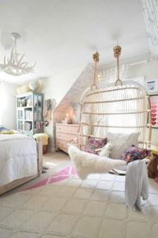 Easy and cute teen room decor ideas for girl 49