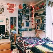 Elegant dorm room decorating ideas 04