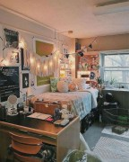 Elegant dorm room decorating ideas 05