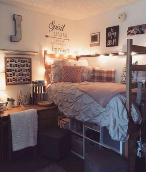 Elegant dorm room decorating ideas 09