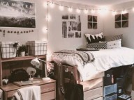 Elegant dorm room decorating ideas 17