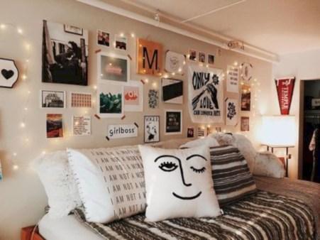 Elegant dorm room decorating ideas 20