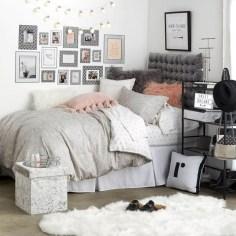 Elegant dorm room decorating ideas 30