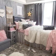 Elegant dorm room decorating ideas 41