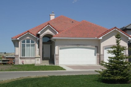 Exterior paint colors for house with brown roof 19
