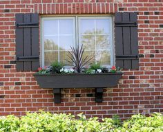 Exterior paint colors with red brick 02