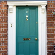 Exterior paint colors with red brick 30