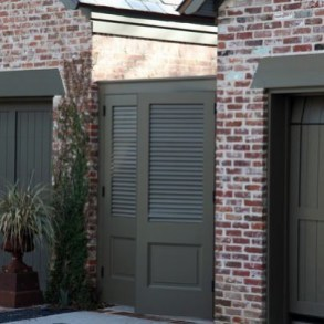 Exterior paint colors with red brick 38