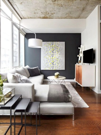 Gorgeous living room decor ideas 20