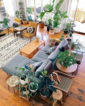 Gorgeous living room decor ideas 34