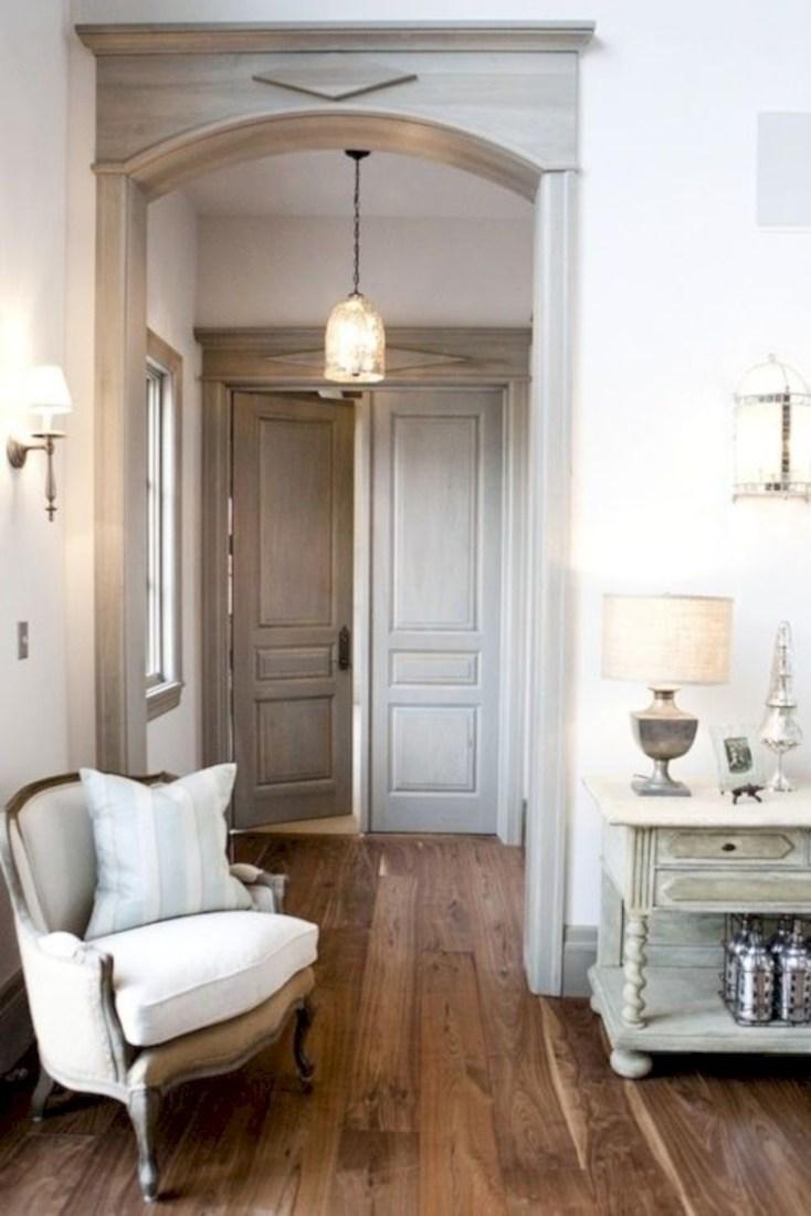 Incredible european farmhouse living room design ideas 67