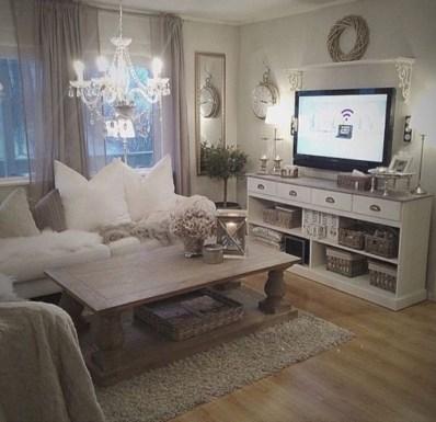 Incredible european farmhouse living room design ideas 70