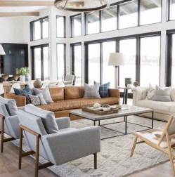 Incredible european farmhouse living room design ideas 91